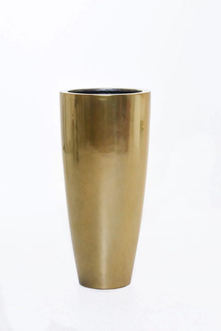Напольное кашпо pflanzgefaess-fiberglas-rosegold-metallic-exklusiv-city-7-min