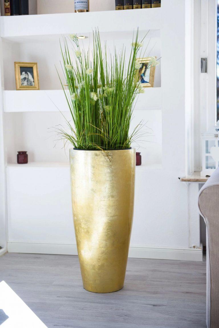 Напольное кашпо pflanzgefaess-fiberglas-rosegold-metallic-exklusiv-city-13-min