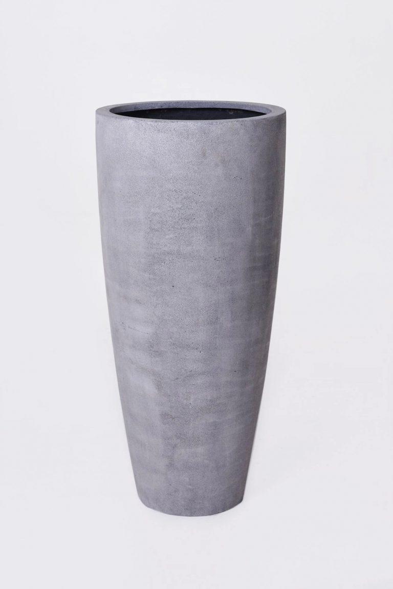 Напольное кашпо pflanzgefaess-fiberglas-rosegold-metallic-exklusiv-city-30-min