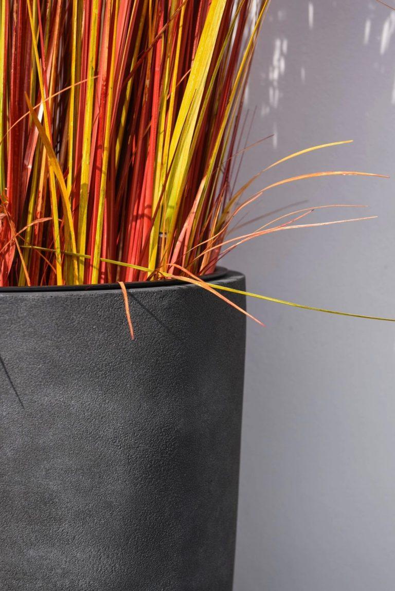 Напольное кашпо pflanzgefaess-fiberglas-rosegold-metallic-exklusiv-city-34-min