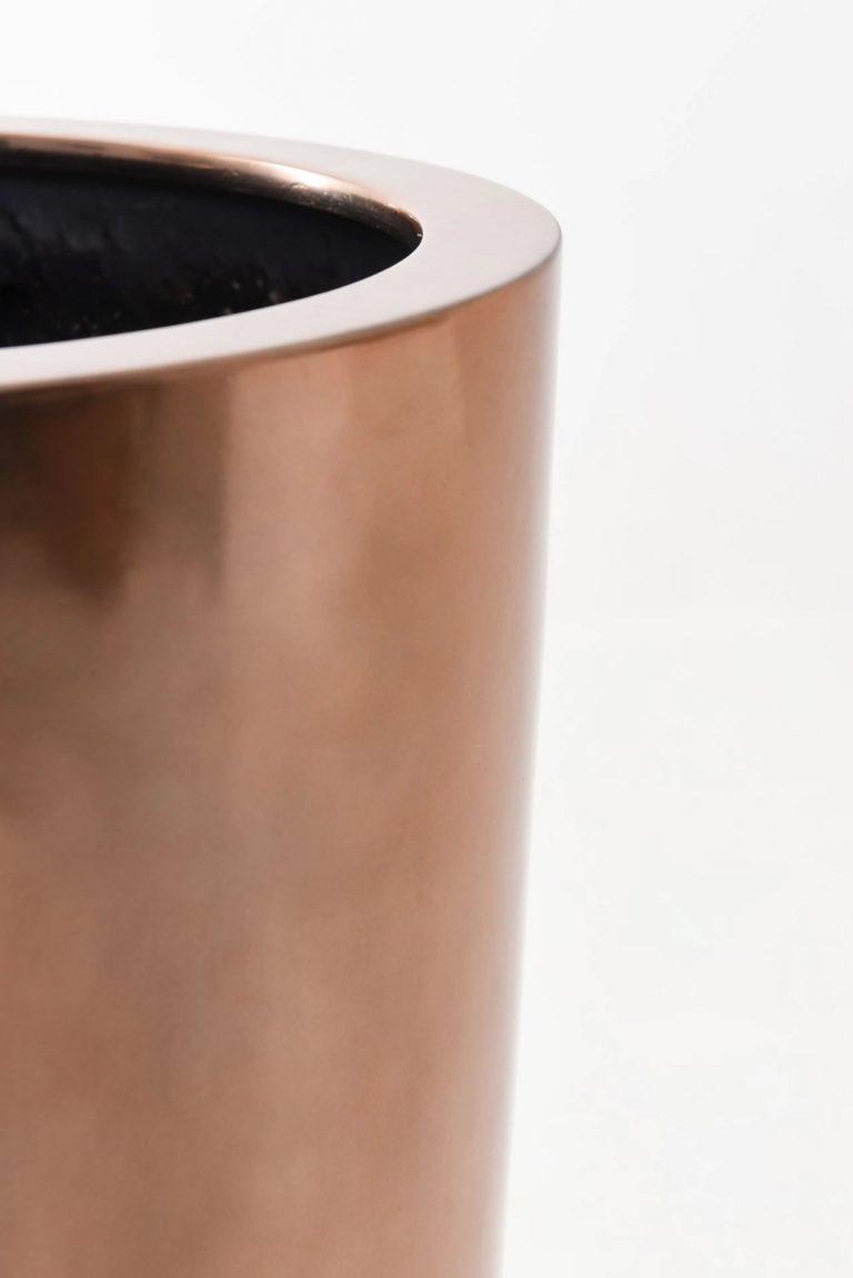 Напольное кашпо pflanzgefaess-fiberglas-rosegold-metallic-exklusiv-city-4-min