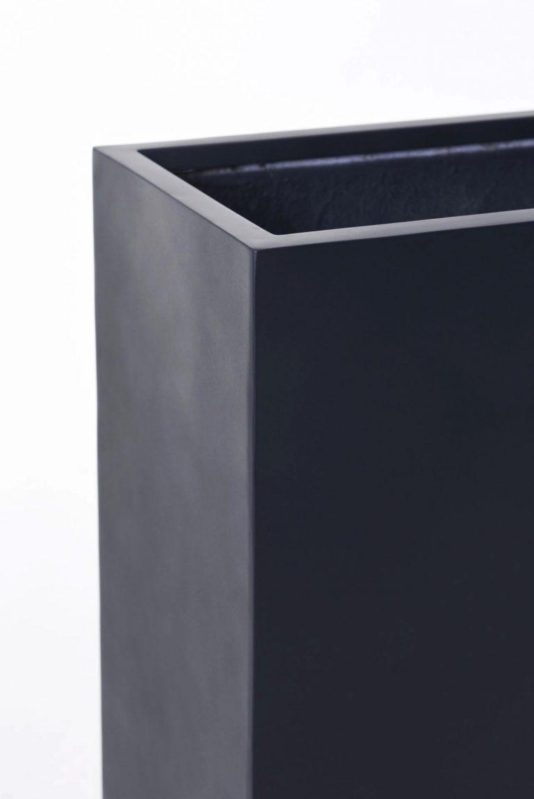Напольное кашпо 2er-raumteiler-sichtschutz-pflanzkuebel-fiberglas-anthrazit-elemento-88×100-2-min